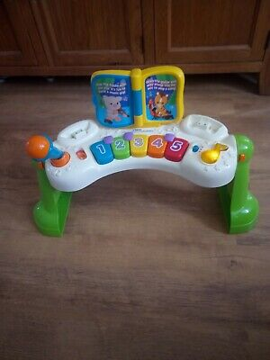 Vtech Baby Keyboard With Microphone