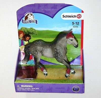 Schleich Horse Club Trakehner mare riding tournament 2019 42456 Animals at hom