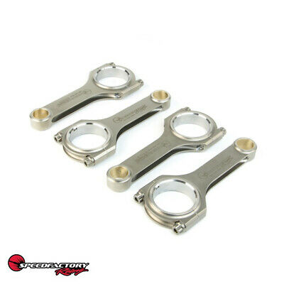 Speedfactory Forged Steel H Beam Connecting Rods - K20