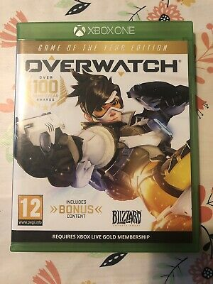Overwatch - Game Of The Year Edition : Xbox One