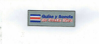 Guides & Scouts Of Costa Rica Traded At 2019 World Jamboree