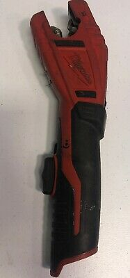 Milwaukee 2471-20 12-Volt Lithium-Ion Cordless Copper Tubing Cutter Tool