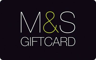15 BRAND NEW M&S Gift Cards Totalling £ 250.00 (10 X £ 20.00 & 5 X £ 10.00)
