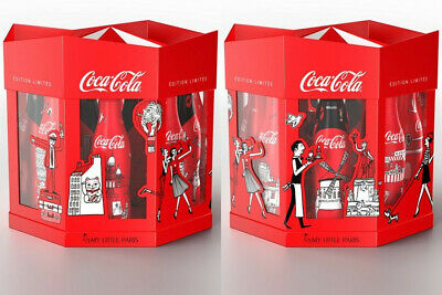 coca cola coffret carrousel quartier de paris 2018
