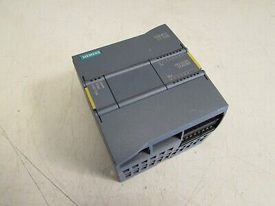 Siemens Simatic S7-1200 Cpu1212Fc Dc/Dc/Rly 6Es7212-1Hf40-0Xb0 Xlnt Used Takeout