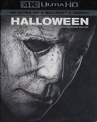 Halloween (2018) (4K Ultra Hd/Bluray)(2 Disc Set)(Used)