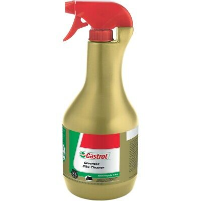Castrol Greentec Bike Cleaner 1 Liter Sprühflasche