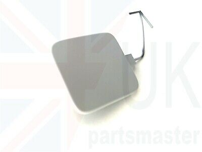 NEW GENUINE SEAT EXEO 09-14 FRONT BUMPER TOW HOOK EYE COVER PRIMED 3R0807241 GRU