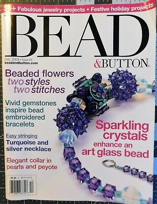 Bead & Button Magazine - December 2004 - Number 64