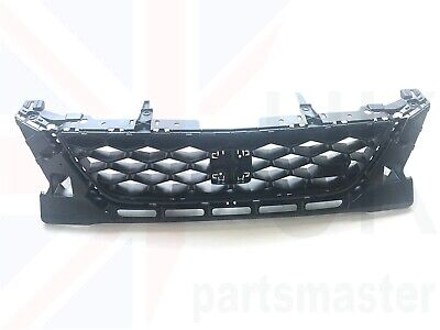 NEW GENUINE SEAT IBIZA CUPRA 13-18 FRONT LOWER CENTER GRILL BLACK 6JL853667A 9B9