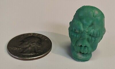 Vintage 1965 Zombie Monster Pencil Topper Vending Gumball Prize Toy SUPER RARE