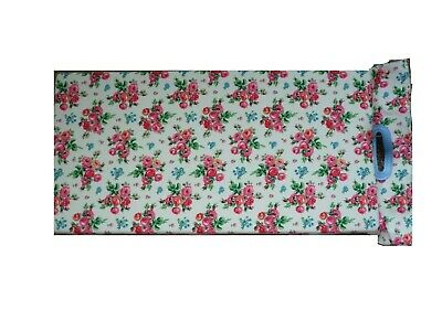Laura Ashley Rectangular Garden Kneeler Bunched Roses