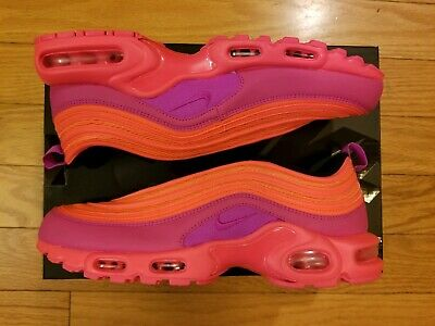 Nike Air Max Plus 97 Racer Pink Hyper Magenta Size 9 5 New In Box