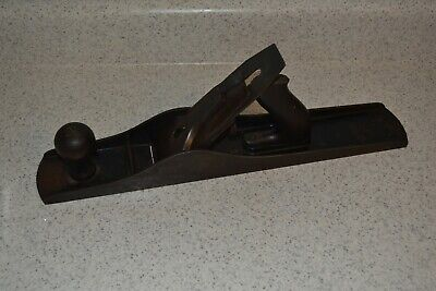 Stanley Bailey No 6 Wood Plane Smooth Bottom