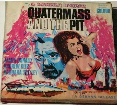 Largometraje Super 8Mm 4 X400 Mt (Quatermass And The Pit ) Color Sound Terror