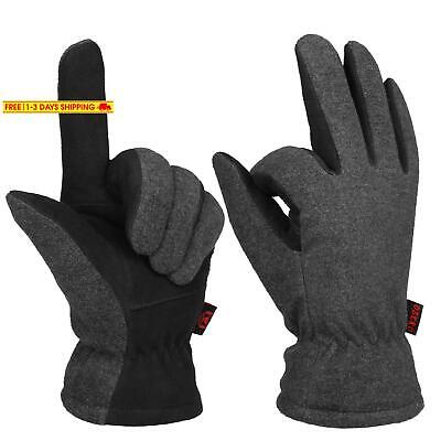 Ozero Winter Gloves For Men And Women Extreme Cold Weather Thermal Protection -1