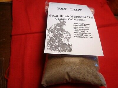 Paydirt from the American River - 1 Pound