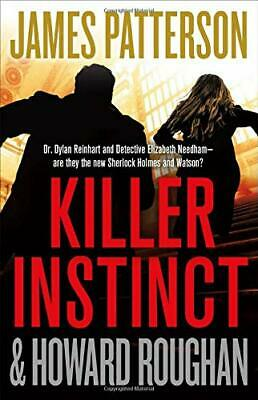 Killer Instinct by James Patterson Literary Criticism ,Theory Serial Hardcover