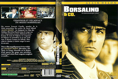 Borsalino & Co - 1974 - Alain Delon Jacques Deray Catherine Rouvel - DVD