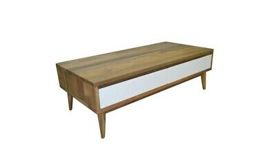 Scando Coffee Table 2 Drawer