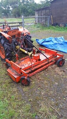 Kubota 5Ft Finishing Mower