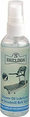 Sheldon Silicone Oil Spray Lubricant For Treadmill Belt (100 ml) FAST SALE HURRY