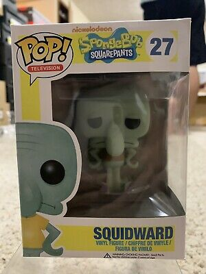 funko pop spongebob squarepants Squidward