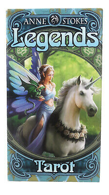 Fournier Anne Stokes Legends Tarotkarten