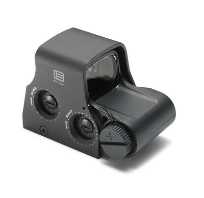 Red Green Dot optics EXPS3 XPS scope holosight  Softair Airsoft Logo Eotech Nero