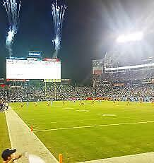2 Tickets Tennessee Titans vs Indianapolis Colts Lower Level