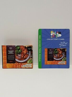 M&S Little Shop Mini Collectables - Chicken Tikka Masala