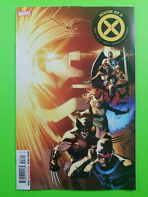 House Of X #3 Main Cover Marvel 2019