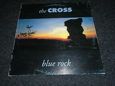 Blue Rock Italy LP - The Cross Roger Taylor Queen