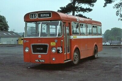 United Automobile 1452 NDL769G Bristol LHS Marshall Bus Photo ex Southern Vectis