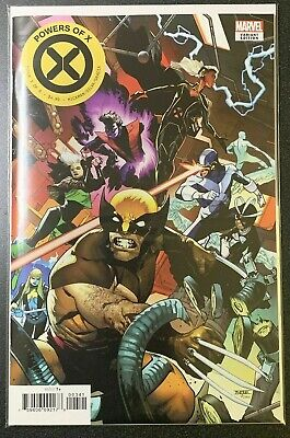 Marvel Comics Powers Of X #3 Connecting Variant 2019 1st Print NM UNREAD