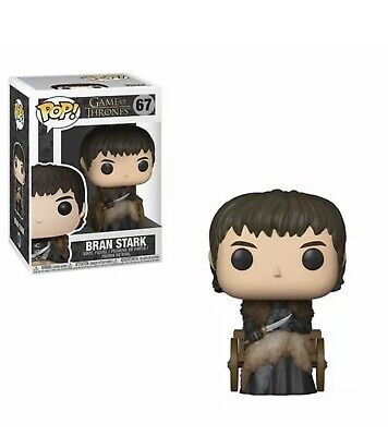 FUNKO POP! TELEVISION: Game of Thrones - Bran Stark New! Rare! SHIPS FAST!