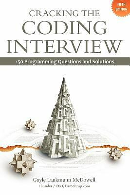 Cracking the Coding Interview: 150 Programming Questions and Solutions, McDowell