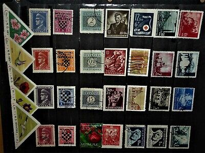 World Wide Stamps / Excellent Croatia for your Collection !!!!