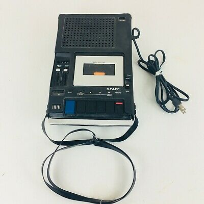 Sony TC-76 Deluxe Cassette-Corder Tape Recorder