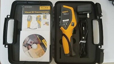 New / Other Fluke VT04 IR Thermometer with Carrying Case New W/O Box TP#239502