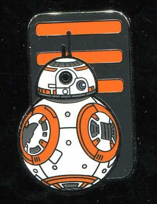 Star Wars The Force Awakens Droid Mystery Set BB-8 Disney Pin 114369