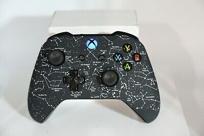 Microsoft Xbox One S Bluetooth Wireless Controller w/ST Constellation Face Plate