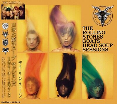 The Rolling Stones Goats Head Soup Sessions 2Cd