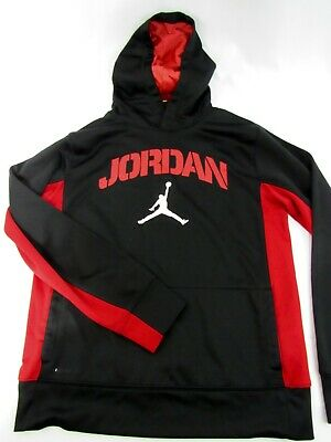 NIKE Jordan ThermaFit Colorblock Jumpman Zip Up Hoodie Youth Boys size XL new
