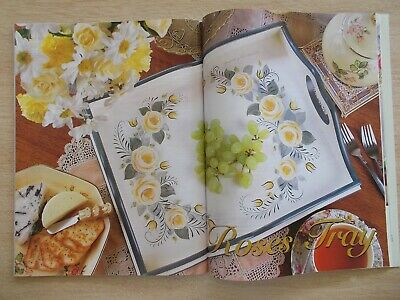Lace & Roses Folk Art Designs~16 Projects~1999~82pp