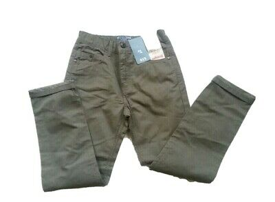 Boys Slim Fit Chinos Bnwt 8 Years