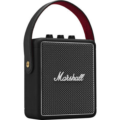 Marshall Stockwell II Portable Bluetooth Speaker (Black) TT