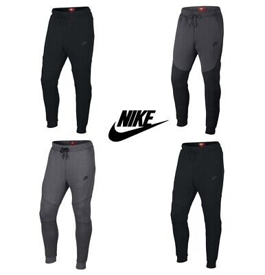 Nike Mens Joggers Sweatpants Tech Tracksuit Bottoms Fleece Pants Trousers