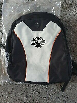 Harley-Davidson Motorcycle Backpack Rucksack
