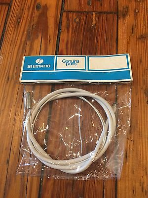 3-speed Gear Cable for Bicycle Shimano Shifter Timerlin WHITE